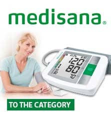 Medisana BU 510 Upper-Arm-Blood-Pressure-Monitor