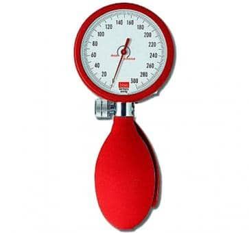boso clinicus I Mechanical Blood Pressure Device rojo