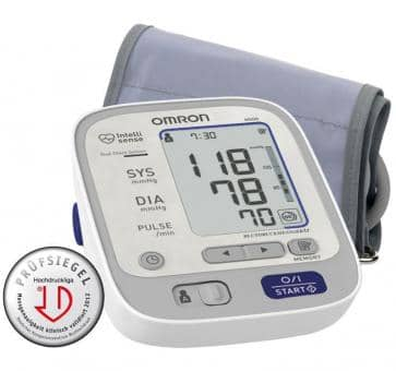 Return OMRON M500 (HEM-7213-D) Upper Arm Blood Pressure Moni