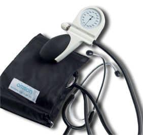 OMRON S1 estetoscopio-monitor de presión arterial