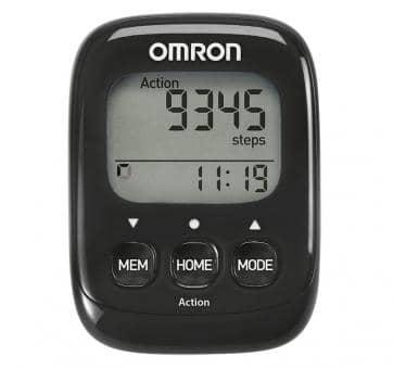 OMRON Walking Style IV Activity Monitor black (HJ-325-EK)