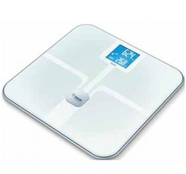 return beurer BF 800 body weight Scale white