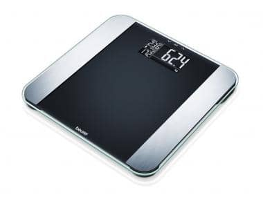 beurer BF Limited Edition Glass diagnostic scale