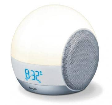 beurer WL 90 Bluetooth Light Alarm Clock