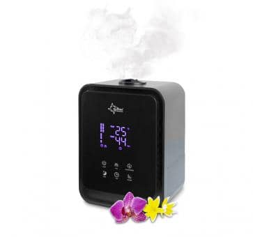 Suntec Monsun 6000 black humidifier