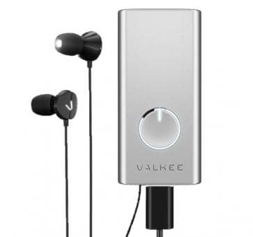 Valkee2 silver Light Headset Light Therapy Device