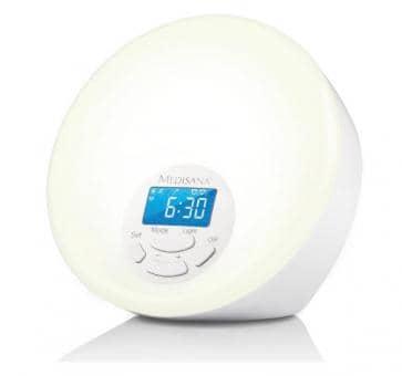 Return Medisana Light Alarm Clock WL 444