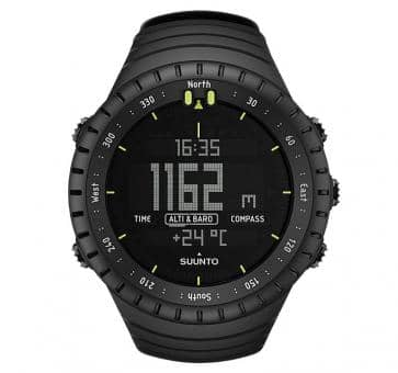 Suunto Core All Black Sport Watch