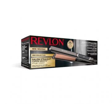 Revlon Pro Collection Salon Straight Copper Smooth alisadores