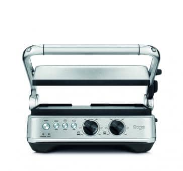 Sage the BBQ & Press Gril acero inoxidable