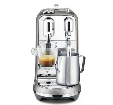 Sage The Creatista Plus Nespresso Machine Antracita