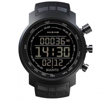 Suunto Elementum Terra All Black Sport Watch