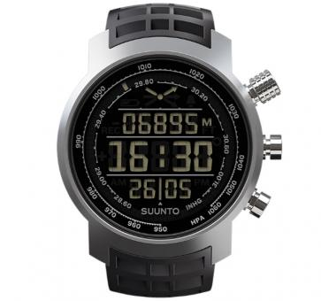 Suunto Elementum Terra Black Rubber/Dark Display Sport Watch