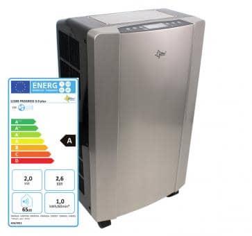 Suntec Progreso 9.0 además de aire acondicionado