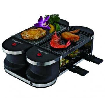 Suntec RAC-8021 Flex4 Raclette-Set