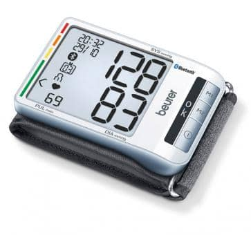 beurer BC 85 Wrist Blood Pressure Monitor with Bluetooth Interface