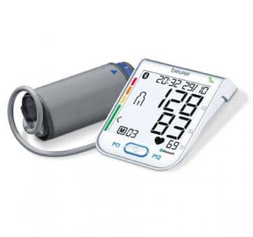 Return beurer BM 77 Upper Arm Blood Pressure Monitor with Bluetooth Interface