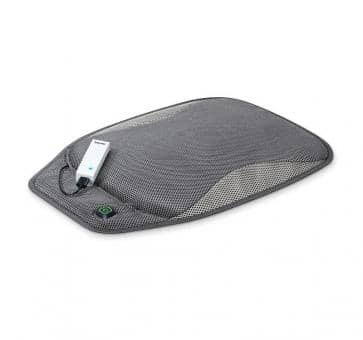 Return beurer HK 47 To Go Portable Seat Heating Pad with Powerbank