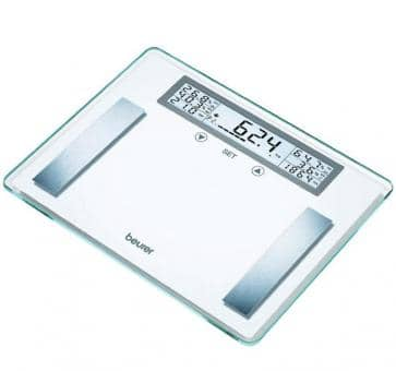 beurer BG 51 XXL Glass Diagnostic Scale